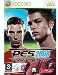 Pro Evolution Soccer 2008 (Xbox 360)