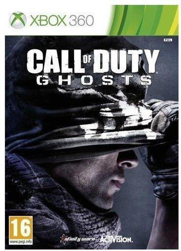 Activision CoD Ghosts XB360 UK Call of Duty