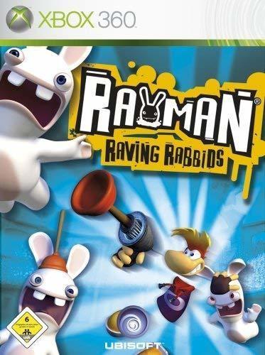 Ubisoft Rayman: Raving Rabbids (Xbox 360)