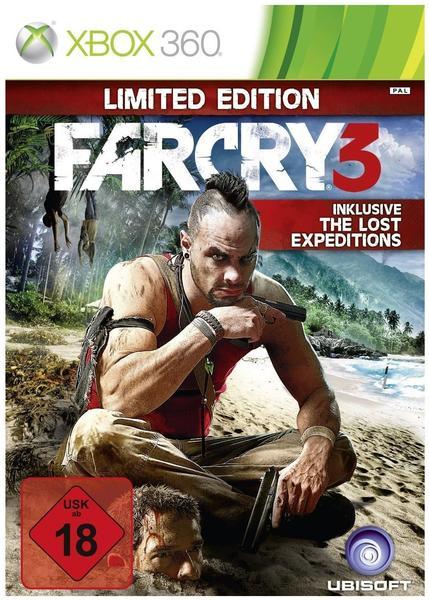 Far Cry 3: Limited Edition (Xbox 360)