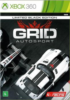 Grid: Autosport - Limited Black Edition (Xbox 360)