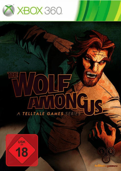 Flashpoint The Wolf Among Us (XBox 360)