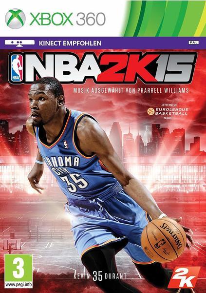 Take 2 NBA 2K15 (PEGI) (Xbox 360)