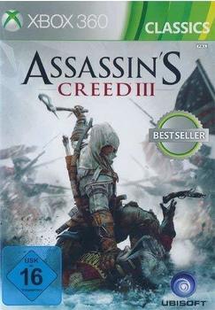 UbiSoft Assassins Creed III (Classics) (Relaunch) (Xbox 360)