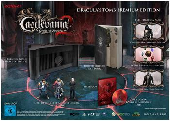 Castlevania: Lords of Shadow 2 - Dracula's Tomb Premium Edition (Xbox 360)