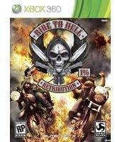 Deep Silver Ride to Hell: Retribution (PEGI) (Xbox 360)