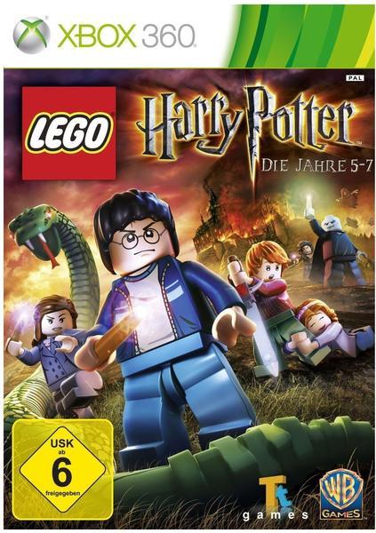 LEGO Harry Potter: Die Jahre 5 - 7 (Xbox 360)