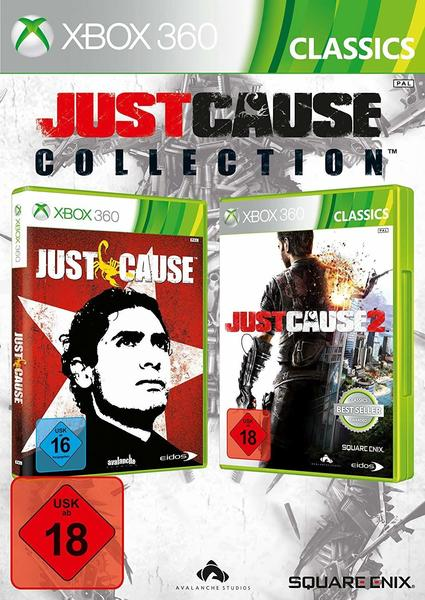 Square Enix Just Cause Collection (Classics) (Xbox 360)