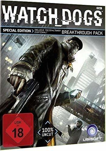 Ubisoft Watch Dogs - Special Edition (Xbox 360)