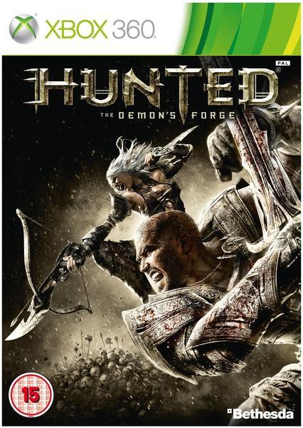 Microsoft Hunted: Die Schmiede der Finsternis (PEGI) (Xbox 360)