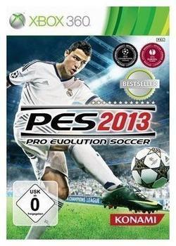 Konami Pro Evolution Soccer 2013 (XBox 360)