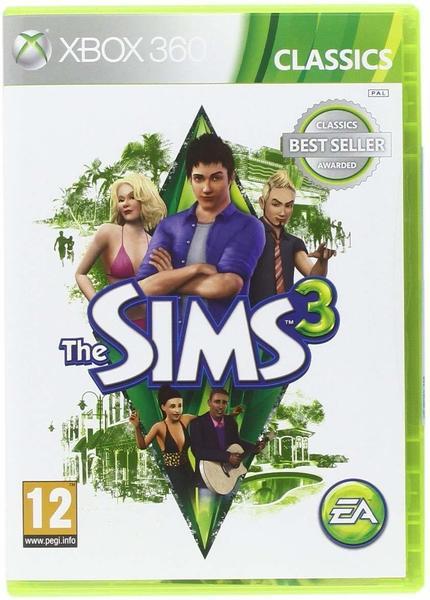 The Sims Die Sims 3 (Classics) (PEGI) (Xbox 360)