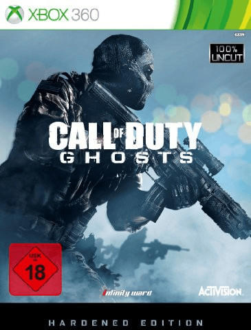 Activision Call of Duty: Ghosts - Hardened Edition (Xbox 360)