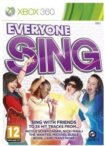 X-Play Everyone Sing (PEGI) (Xbox 360)