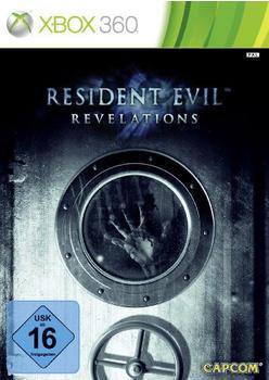 Capcom Resident Evil: Revelations (PEGI) (Xbox 360)