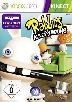 Activision Blizzard Rabbids: Alive & Kicking (Kinect) (Xbox 360)