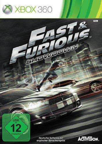 Fast & Furious: Showdown (Xbox 360)