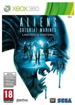 Sega Aliens: Colonial Marines - Limited Edition (Xbox 360)
