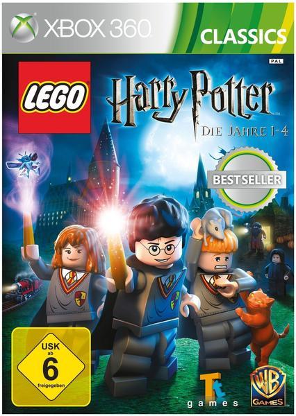 LEGO Harry Potter: Die Jahre 1 - 4 (Xbox 360)