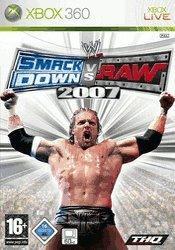 WWE SmackDown vs. RAW 2007 (Xbox 360)