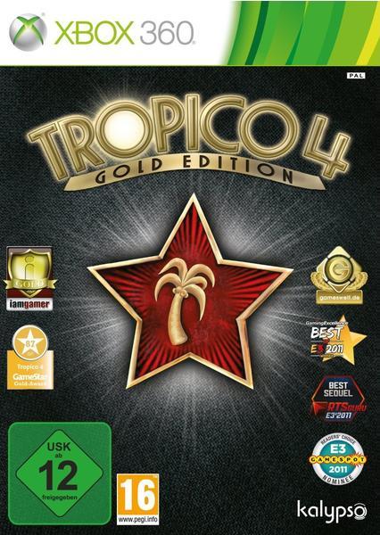 Tropico 4: Gold Edition (Xbox 360)