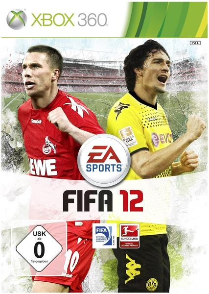Electronic Arts FIFA 12 (Classics) (Xbox 360)