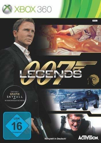 Activision 007: Legends (Xbox 360)