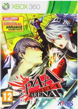 Persona 4: Arena (Xbox 360)