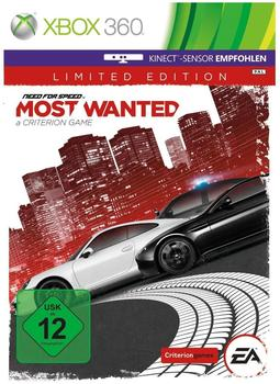 Electronic Arts Need for Speed: Most Wanted - Limited Edition (Xbox 360)
