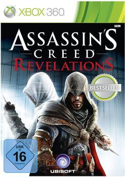Ubisoft Assassins Creed: Revelations (Classics) (Xbox 360)