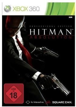 Square Enix Hitman: Absolution - Professional Edition (Xbox 360)