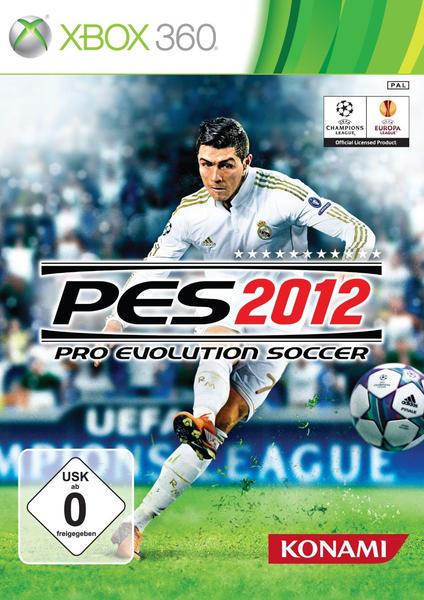 Kalypso Pro Evolution Soccer 2012 (Classics) (Xbox 360)