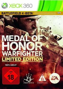 Electronic Arts Medal of Honor: Warfighter - Limited Edition (Xbox 360)