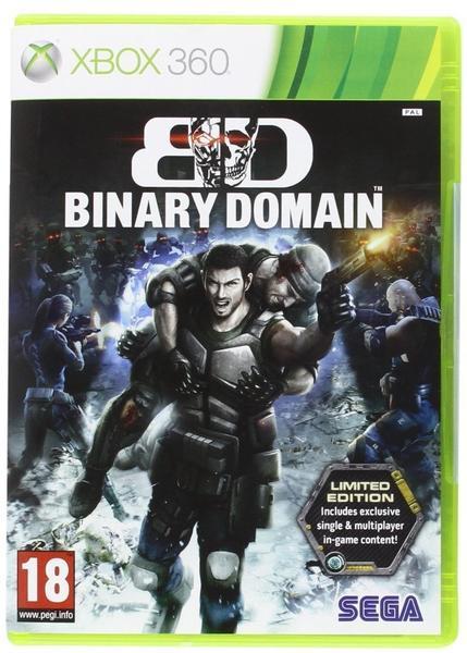 Sega Binary Domain - Limited Edition (PEGI) (Xbox 360)