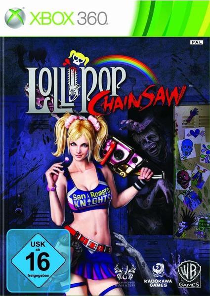 Warner Lollipop Chainsaw (Xbox 360)