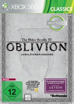 The Elder Scrolls IV: Oblivion - Jubiläumsausgabe (Xbox 360)