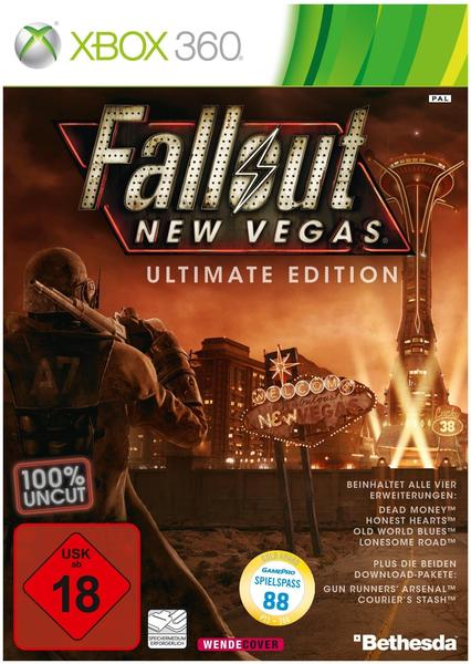 BETHESDA Fallout New Vegas Ultimate Edition (Xbox 360)