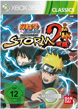 Naruto - Ultimate Ninja Storm 2 (Xbox 360)