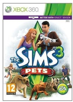 Die Sims 3: Einfach Tierisch (Xbox 360)