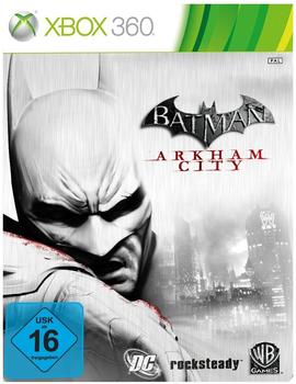 Batman: Arkham City - Steelbook Edition (Xbox 360)