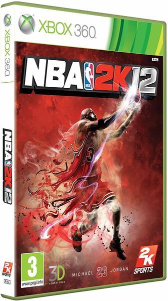 2K Sports NBA 2K12 (PEGI) (Xbox 360)