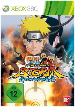 Naruto - Ultimate Ninja Storm - Generations (Xbox 360)