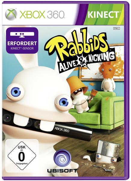Rabbids: Alive & Kicking (Xbox 360)