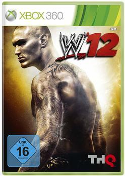 THQ WWE 12 (Xbox 360)