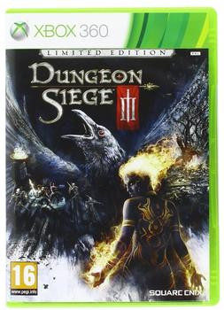 Square Enix Dungeon Siege III - Limited Edition (PEGI) (Xbox 360)