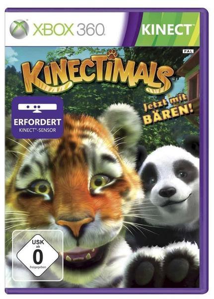 Microsoft Kinectimals - Gold Edition (Xbox 360)