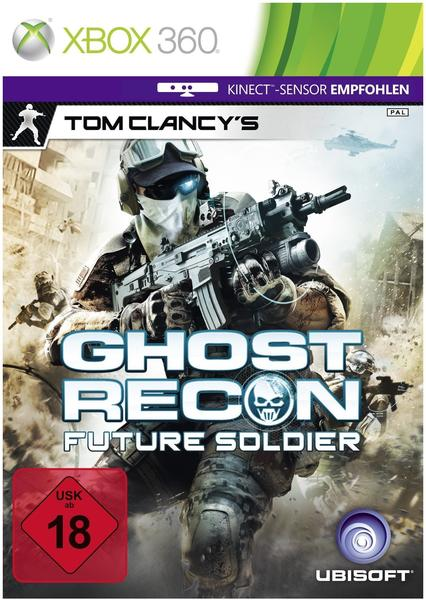 UbiSoft Ghost Recon: Future Soldier (Xbox 360)