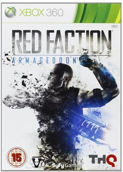 THQ Red Faction: Armageddon (PEGI) (Xbox 360)