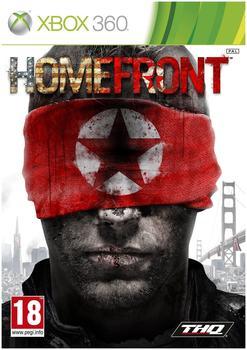 THQ Homefront (PEGI) (Xbox 360)