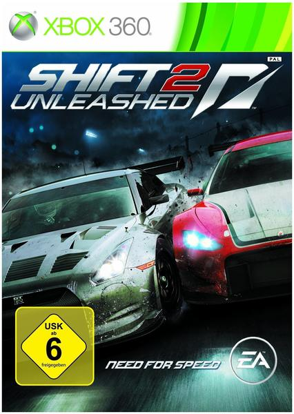 Shift 2: Unleashed - Limited Edition (Xbox 360)